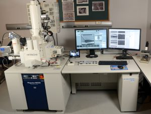 Hitachi SU8230 Regulus FESEM at Surface Science Western